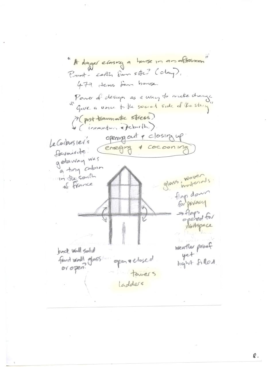 3.Studio brainstorm